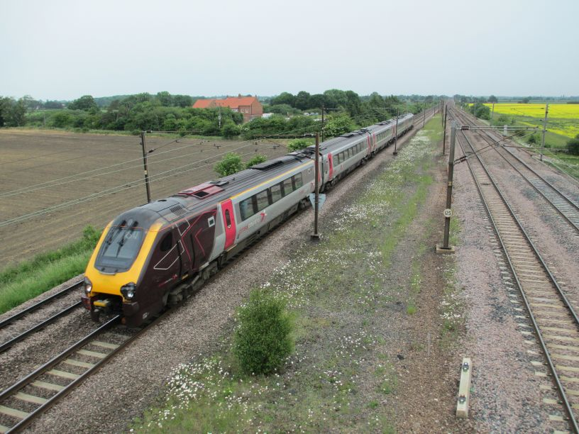 Cross Country Trains Peak Travel Times