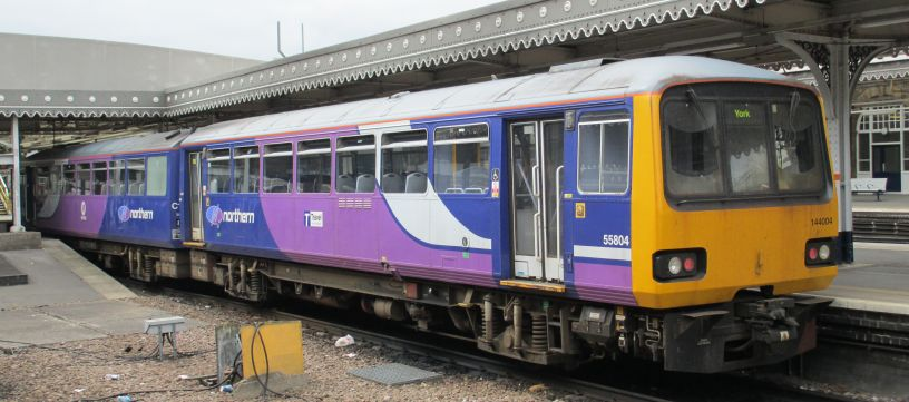 Class 144 Pacer Alexander Brel Derby Diesel Multiple Units