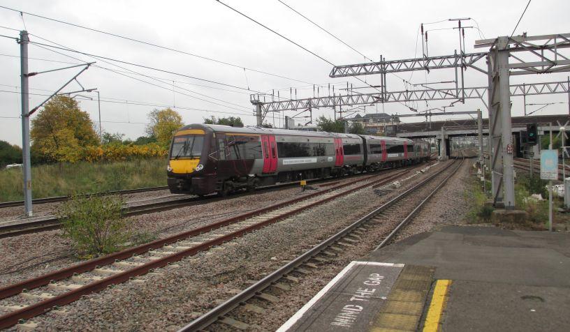 newcastle birmingham street train