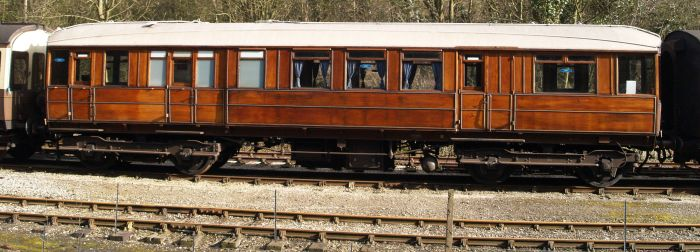 Coaching Stock British Railways Carriages Liveries Pullman