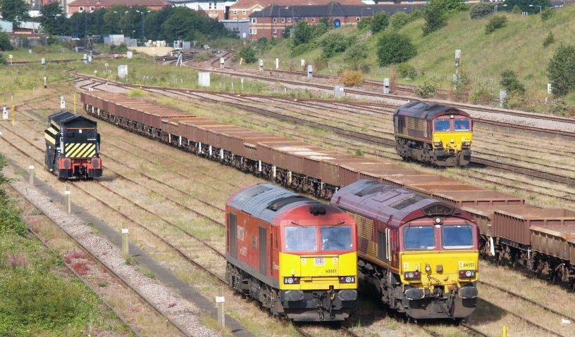 Dbs Ews Db Schenker Rail Freight Trains Services Heavy