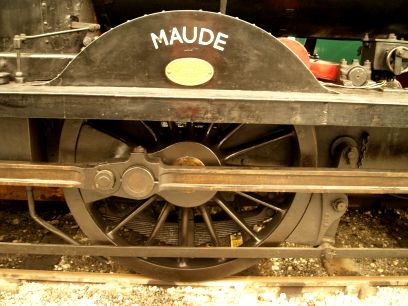 Br 65243 Maude Lner Class J36 Steam Locomotive 0 6 0