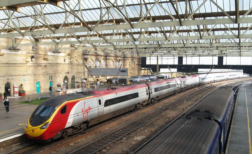 Rail travel deals to london