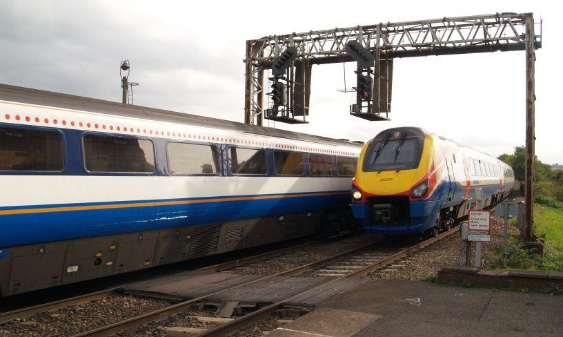 train east midland