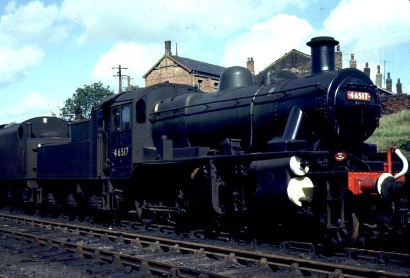 Archive Steam Locomotive Photographs Images From The 1960s