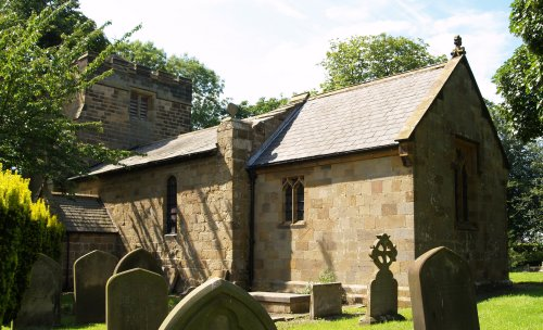Early Medieval Churches The Medieval Church of st
