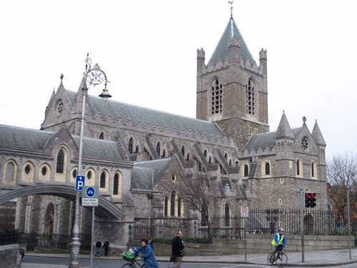 Christchurch Cathedral Ireland Christchurch Cathedral is