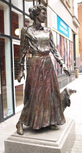 Image result for countess markievicz statue