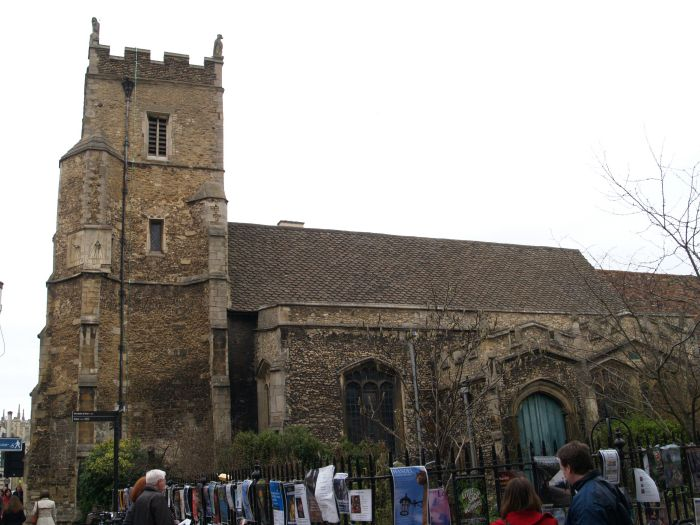 10 St Botolph S Church Cambridge England