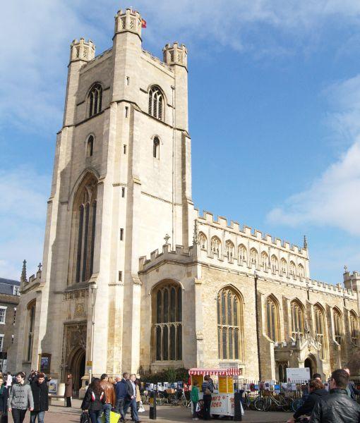 3 Great St Mary S Church Cambridge England