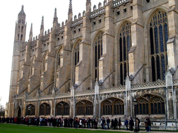 2 King S College Chapel Cambridge England