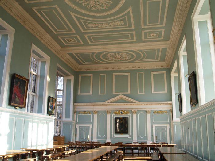 14 Emmanuel College Cambridge University England