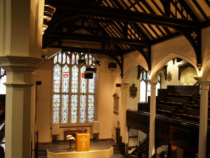 16 Church Of St Andrew The Great Cambridge England