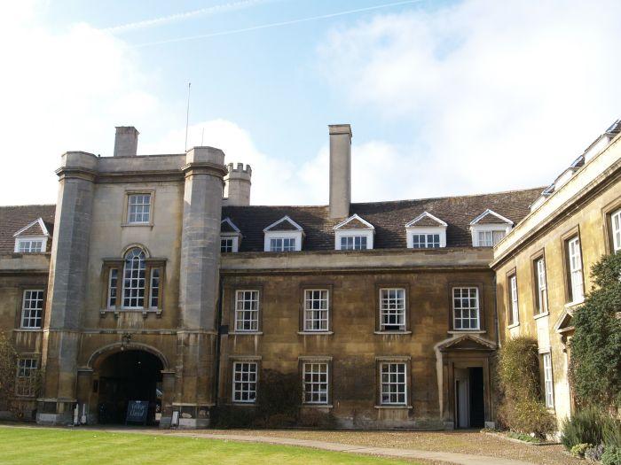15 Christ S College Cambridge University England