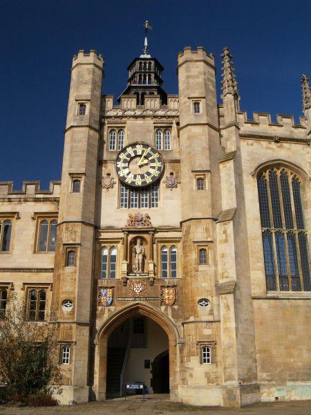 20 Trinity College Cambridge University England
