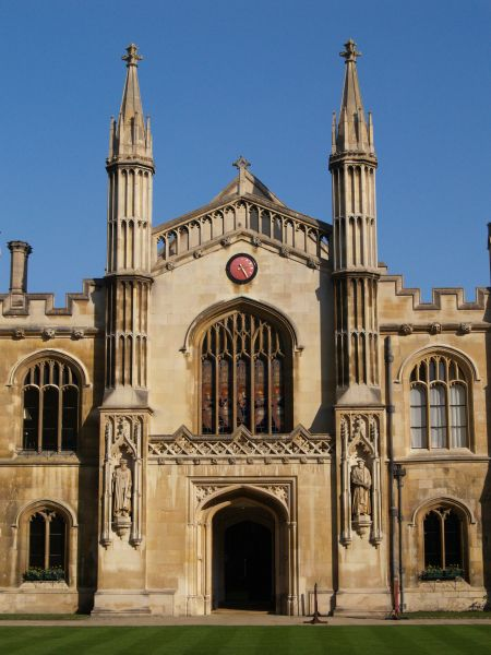 corpus christi college cambridge philosophy essay competition Corpus christi science prize one of our friends in oxford – corpus christi  college – runs an annual competition for students keen on exploring read  more.