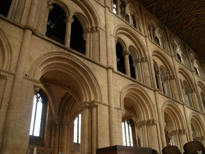 1b Peterborough Cathedral The Cathedral Church Of St