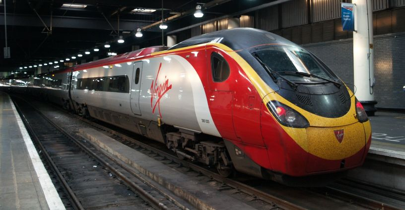 london euston trains christmas