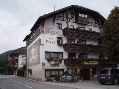 Hotel Zur Post Wurzburg