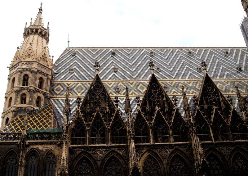 7 Vienna Austria Stephansplatz And St Stephan S Cathedral