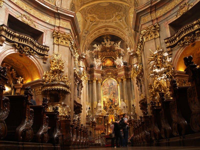 Imagini pentru peterskirche wien