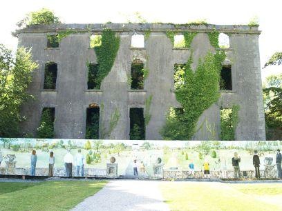 Woodstock Gardens Arboretum huge variety of tree species walks ...