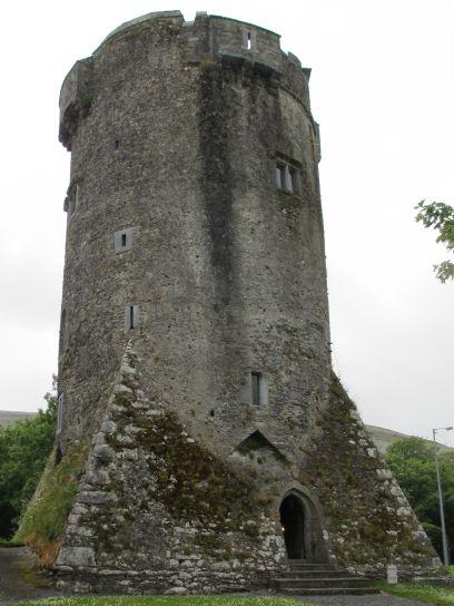 Ballyvaughan Newtown Castle Burren College Of Art Pubs