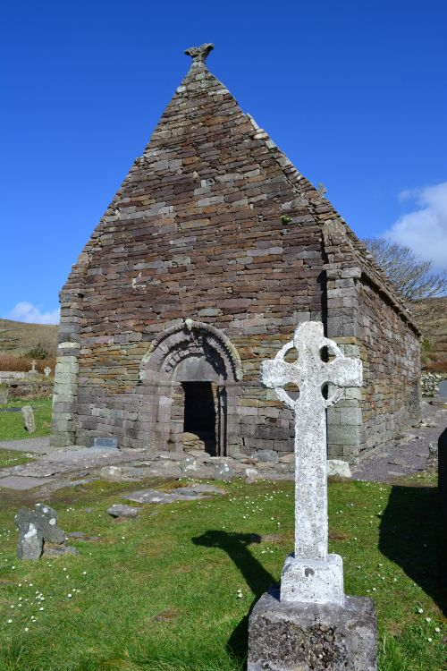 Kilmalkedar Church Ancient Historic Christian Site