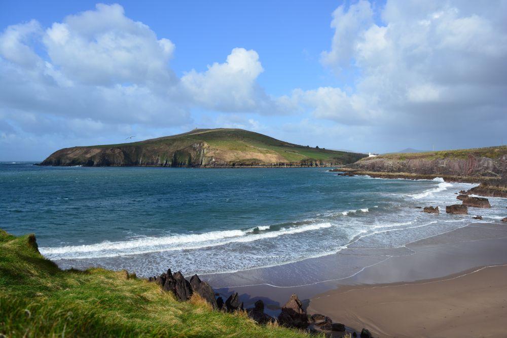 Circular Coastal Cliff Walk From Dingle Ballintaggart
