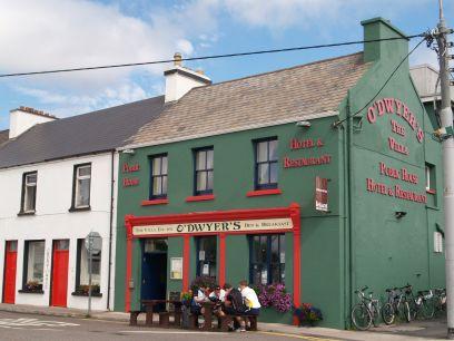 Waterville Ireland Internet Cafe