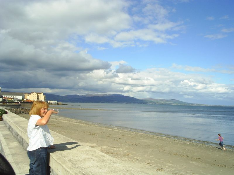 Ferry To Ireland From Holyhead >> Blackrock Beach seafront walk Co. Louth beach walk images ...