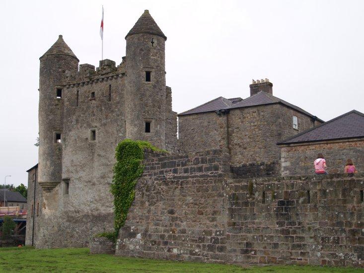 65 On The Shores Of Lough Erne Stands Enniskillen Castle