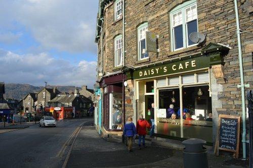Daisy S Cafe Ambleside