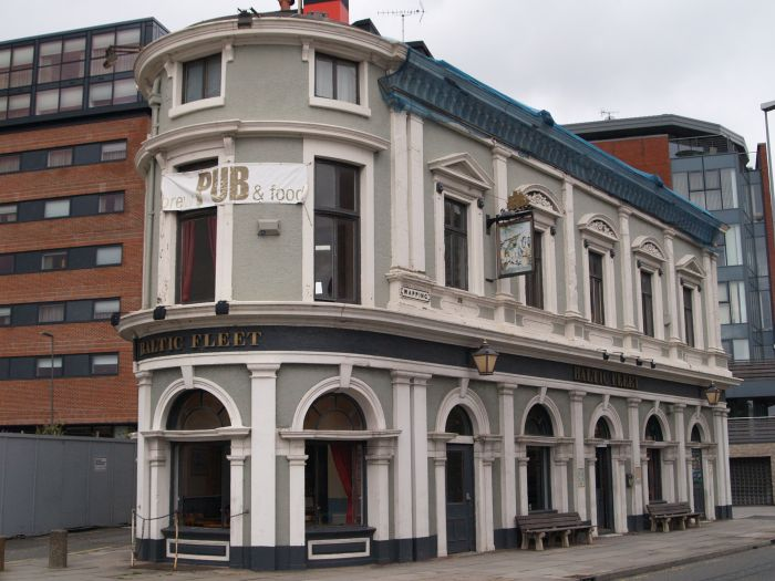 Old Fashioned Pubs In Liverpool