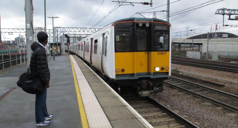 Class 315 Electric Multiple Units Brel Emu Images Photos