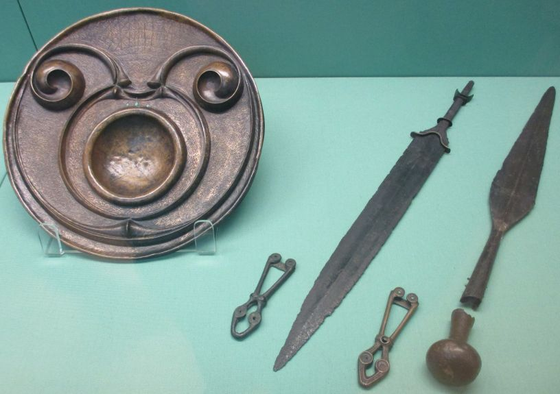 Artifacts Exhibits Irish Bronze Age Copper Age Ireland S