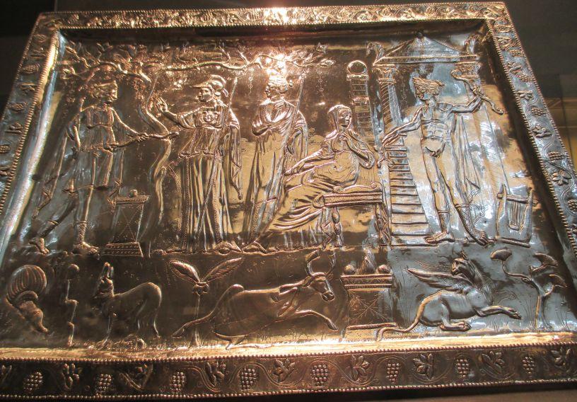 Artifacts Exhibits Bronze Age Copper Age British