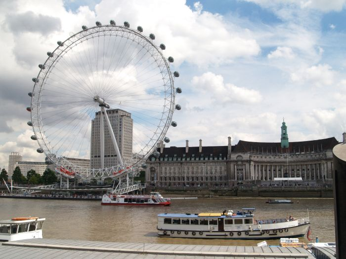 16 London Walk From Westminster Bridge To The Millennium Bridge