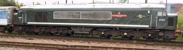 GCR diesel Gala locomotives running on Great Central Railway