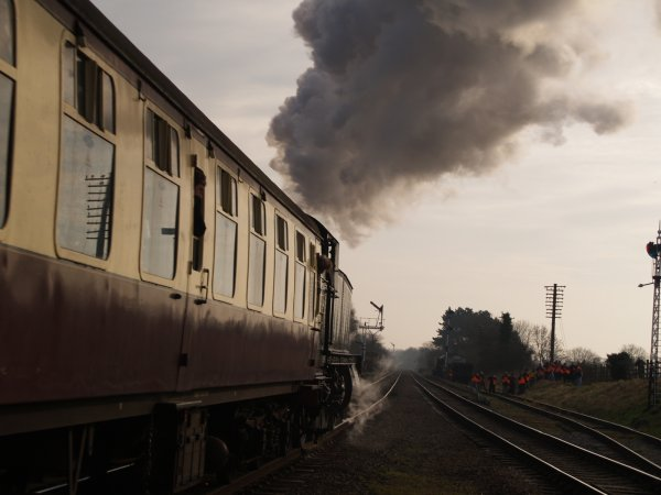 4141 Steam Locomotive Gwr Br 5101 Class 2 6 2t Prairie