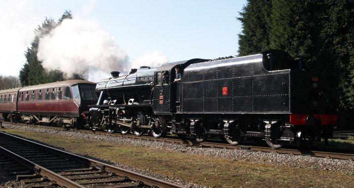 45160 Class 8f 2 8 0 Freight Turkish State Railways Steam