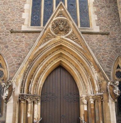 Gothic Doors Get Domain Pictures