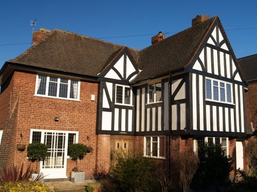 18 nottingham city 1 mansfield road mapperley road for Building a victorian house