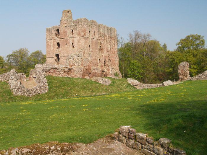 43a Norham 1 Norham Castle