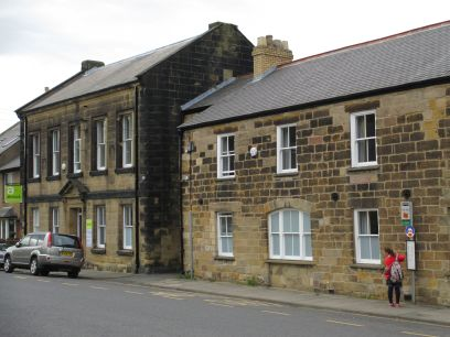 Alnwick 5 Youth Hostel Area Images Photographs Pictures