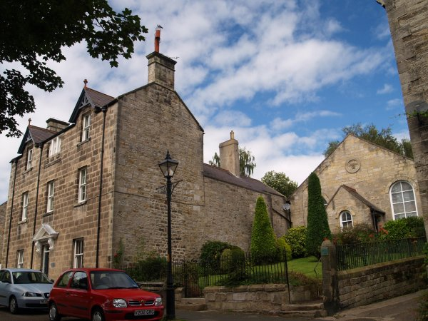 Rothbury a brief history pubs cafes shops tourist for 22 river terrace building link