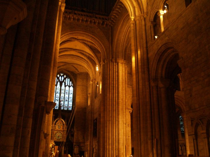 durham cathedral plan