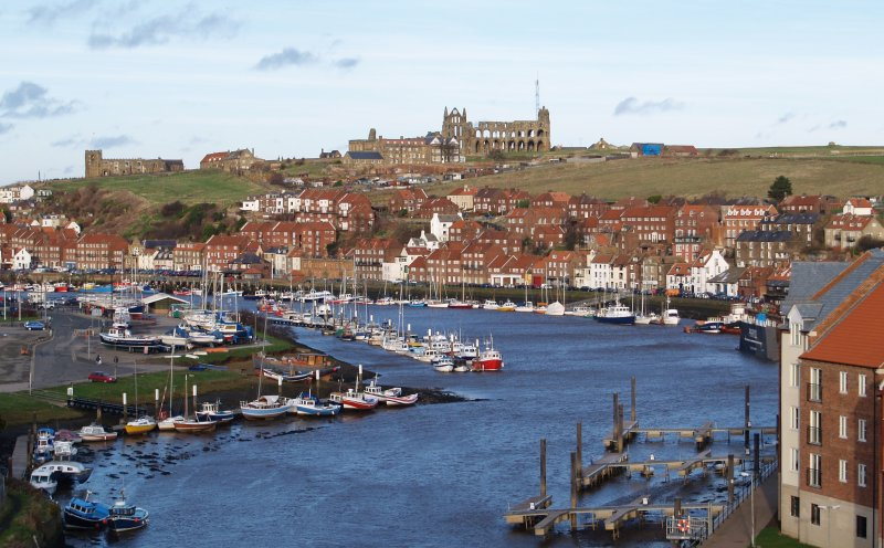 Picture 7 Whitby Harbour