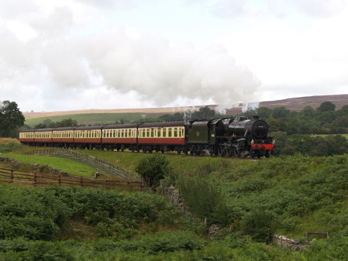 Black Fives on the NYMR