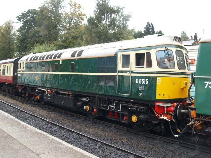 Alfa img - Showing > British Rail Class 33